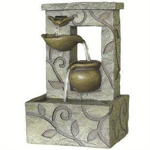 Tall Indoor Floor Fountain | Wayfair