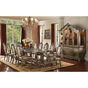 Roudebush 11 Piece Dining Set  sc 1 st  Wayfair & 11 Piece Kitchen u0026 Dining Room Sets Youu0027ll Love | Wayfair