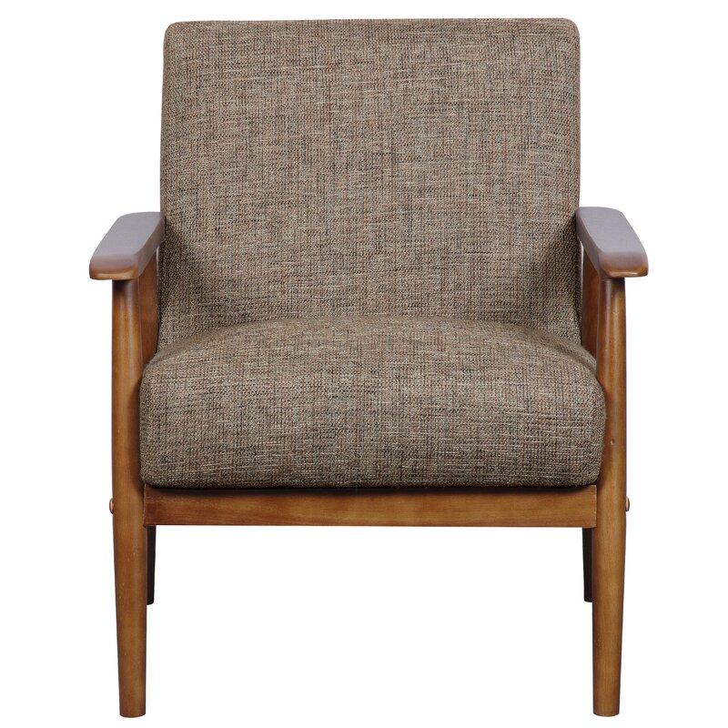 derryaghy wood frame armchair - Wood Frame Chair