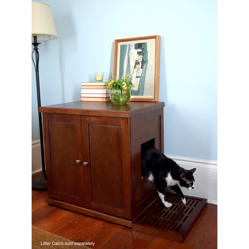 Charming The Refined Litter Box