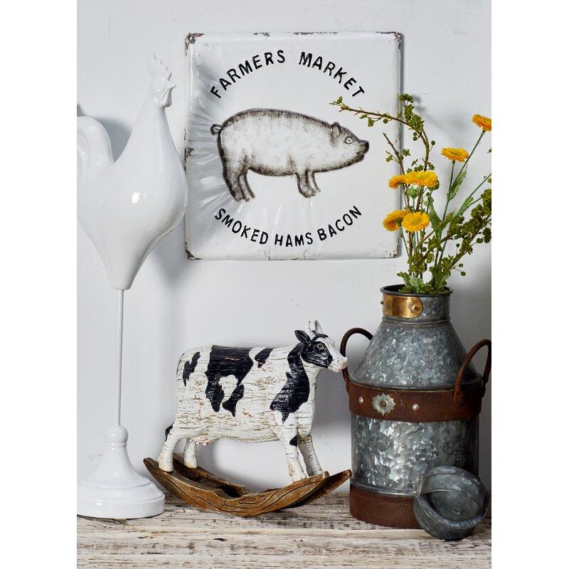 3 Piece Farmhouse Barnyard Animals Wall Decor Set Joss Main