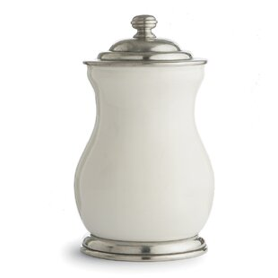 Beau Tuscan Large Kitchen Canister