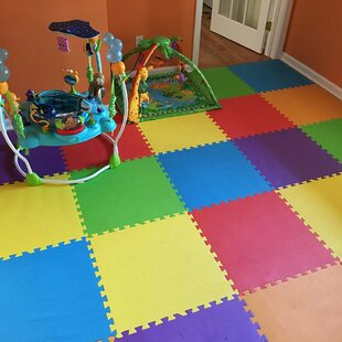 ECR 4 Kids Softzone 4-Section Pliant Panneau Kids Tumbling Exercice Tapis 4 x 6