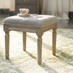 letellier vanity stool - Bathroom Vanity Stool