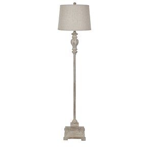 French country floor lamps youll love wayfair save aloadofball Choice Image