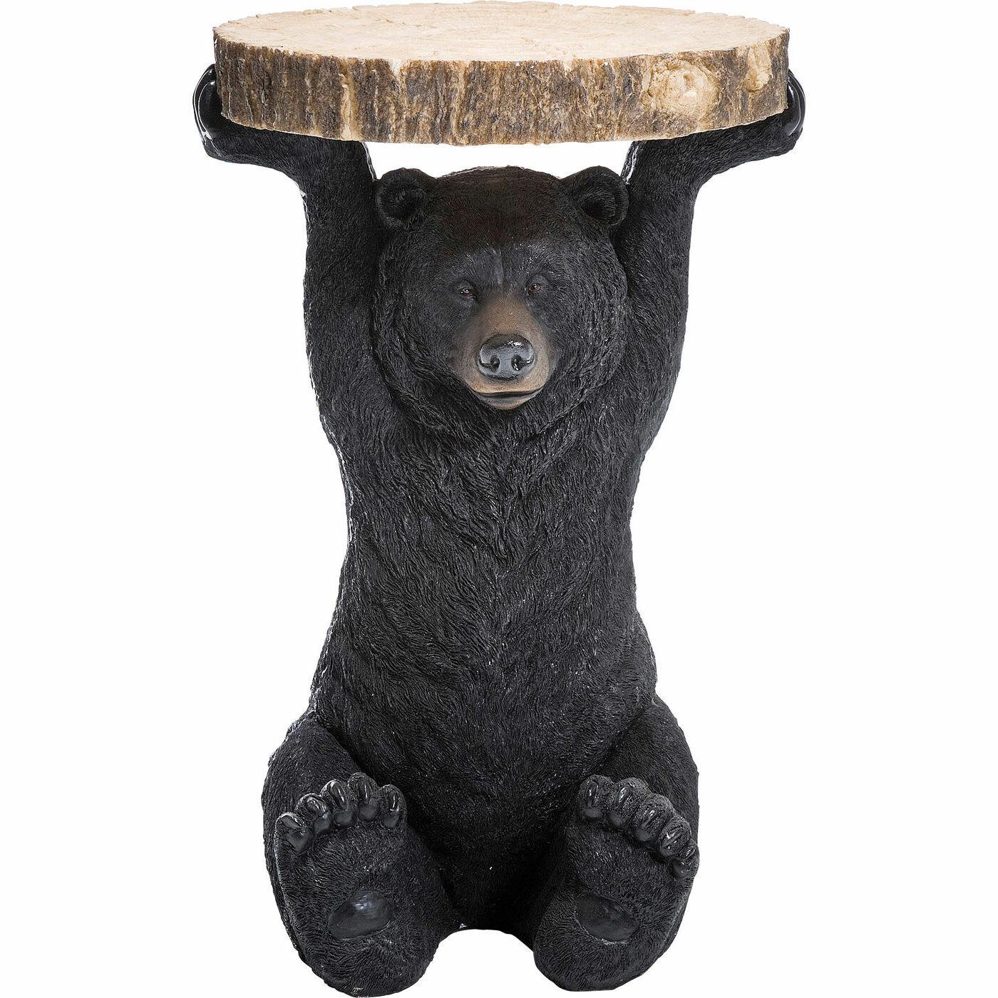Bear Side Table