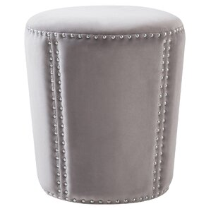 Ofelia Accent Ottoman by House of Hampton
