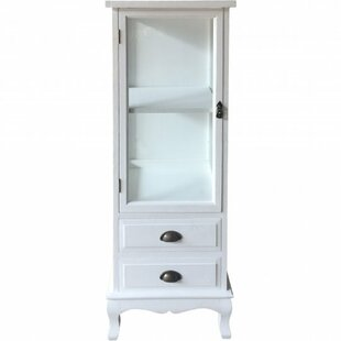 Wood/Glass China Cabinet
