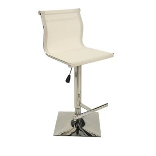 Simpkins Adjustable Height Swivel Bar Stool