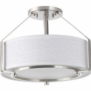 Richardson 3-Light Flush Mount