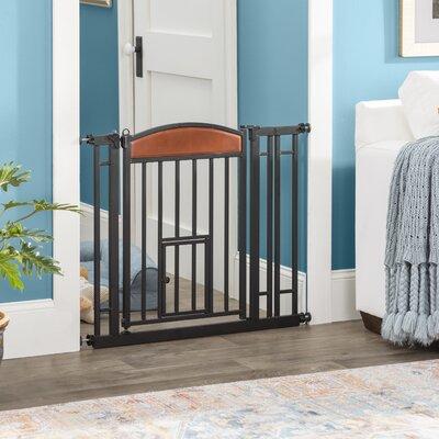 Pressure Mounted Pet Gates You Ll Love In 2019 Wayfair