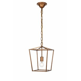 Sennett 1 Light Geometric Pendant