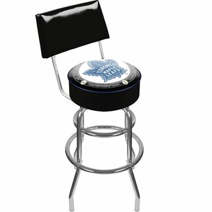 NHL 31 Swivel Bar Stool