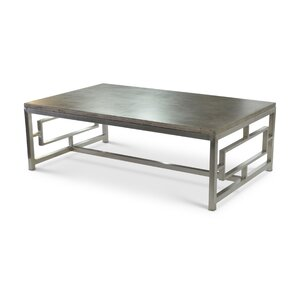 Laurinda Metal Legs Coffee Table by 17 Stories