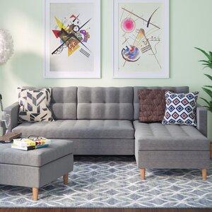 Ecksofa Fandy von Home Loft Concept