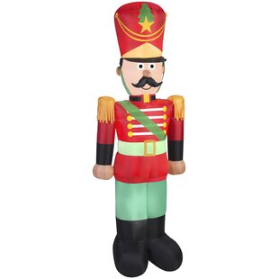 3083a487e4a Airblown-Toy Soldier w Moustache Christmas Inflatable