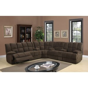 Madison Reclining Sectional by Latitude Run