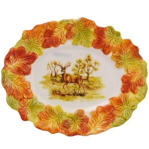 Hunt Harvest Serving Dish