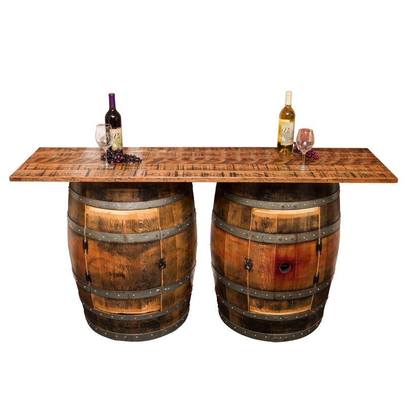 ... Half Barrel Coffee Table · Whiskey Barrel Table · Default Name ...