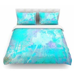 Kess InHouse EBI Emporium Winter Retreat Brown Teal Bed Runner