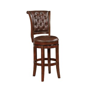 Whicker Bar Stool by Fleur De Lis Living