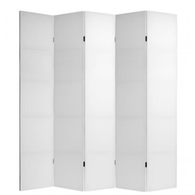 Bloomsbury Market Sanderlin Room Divider Number of Panels: 5
