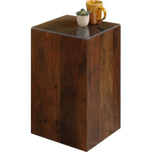 Modern Contemporary Wood Stump Side Table AllModern