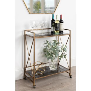 Kangley Bar Cart