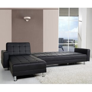 Spirit Lake Sleeper Reversible Sectional