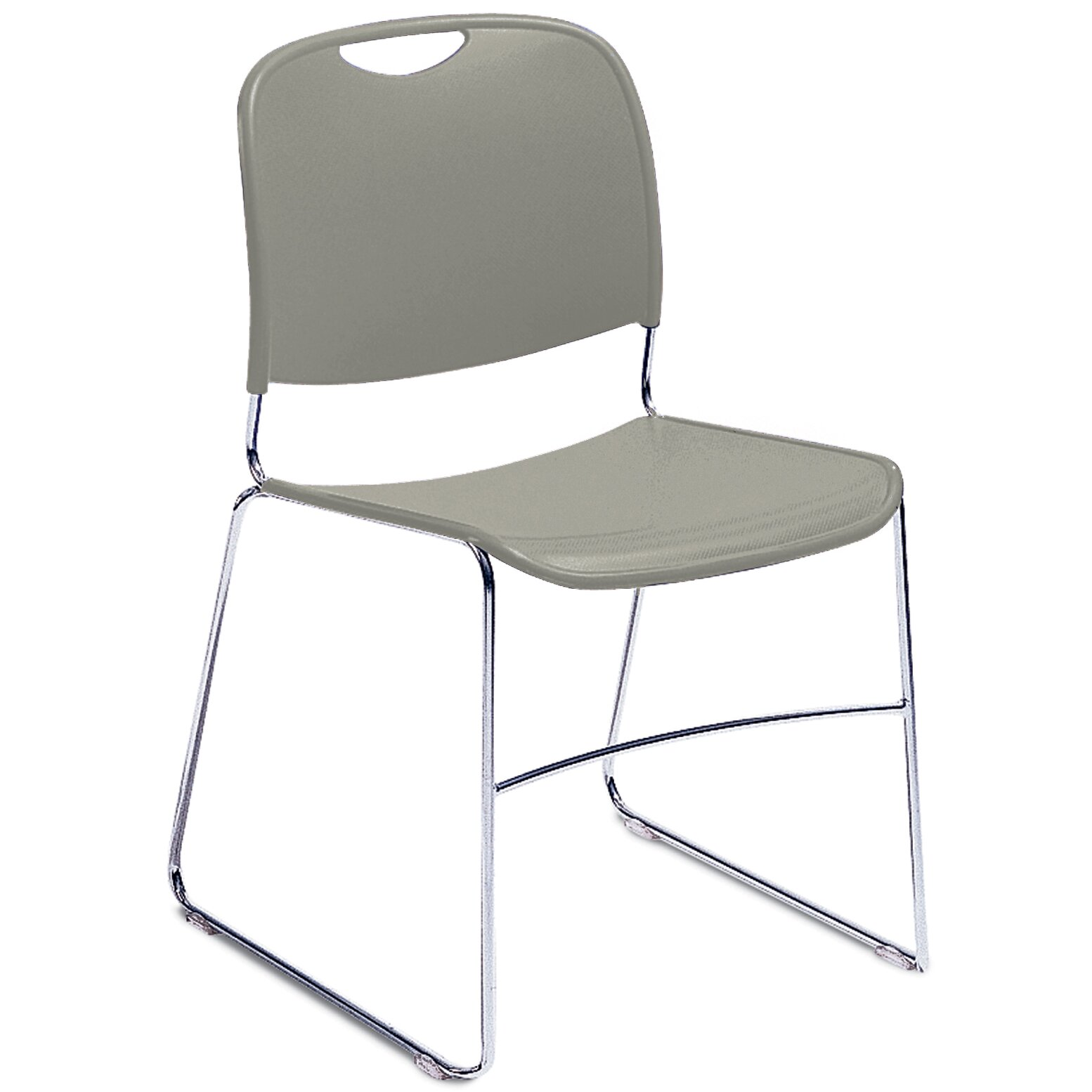 National Public Seating Hi Tech Ultra pact Armless Stacking