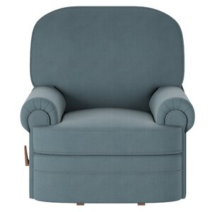 Emily Manual Swivel Glider Recliner by Wayfair Custom Upholstery?