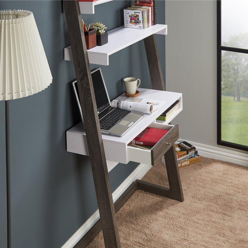 Mercury Row Darosa Ladder Desk Amp Reviews Wayfair
