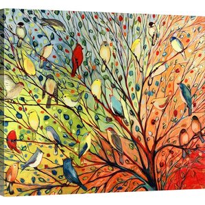 Animal Wall Art animal paintings & wall art you'll love | wayfair
