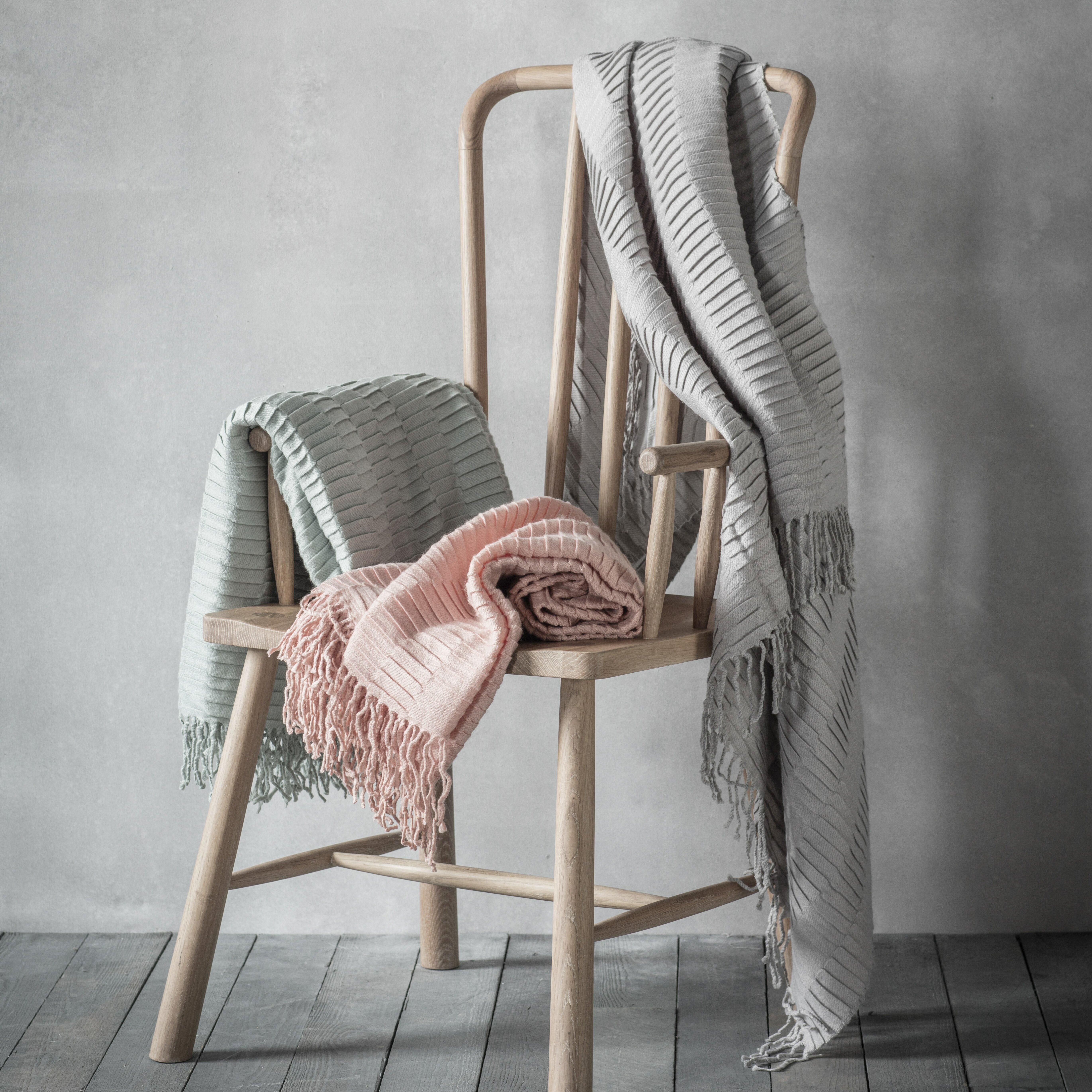 Kaleb Pleat Blanket