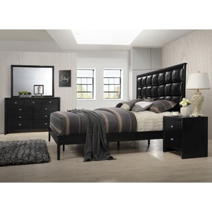 Black Bedroom Sets You\'ll Love | Wayfair