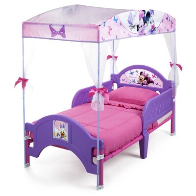 disney minnie mouse bow tique convertible toddler bed - Lit Minnie
