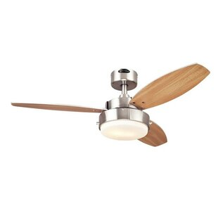 3 blade ceiling fans with lights youll love wayfair 42 corsa 3 blade ceiling fan aloadofball Images