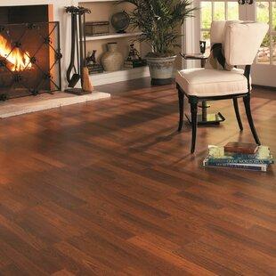 Home Series Sound 8 X 47 7mm Cherry Laminate Flooring In Brazilian