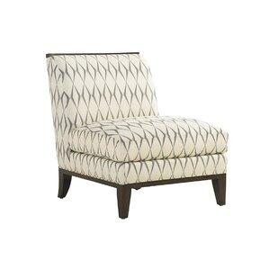 MacArthur Park Slipper Chair by Lexington