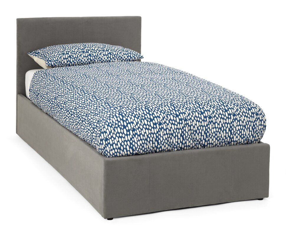 Mercury Row Espirdo Upholstered Ottoman Bed & Reviews