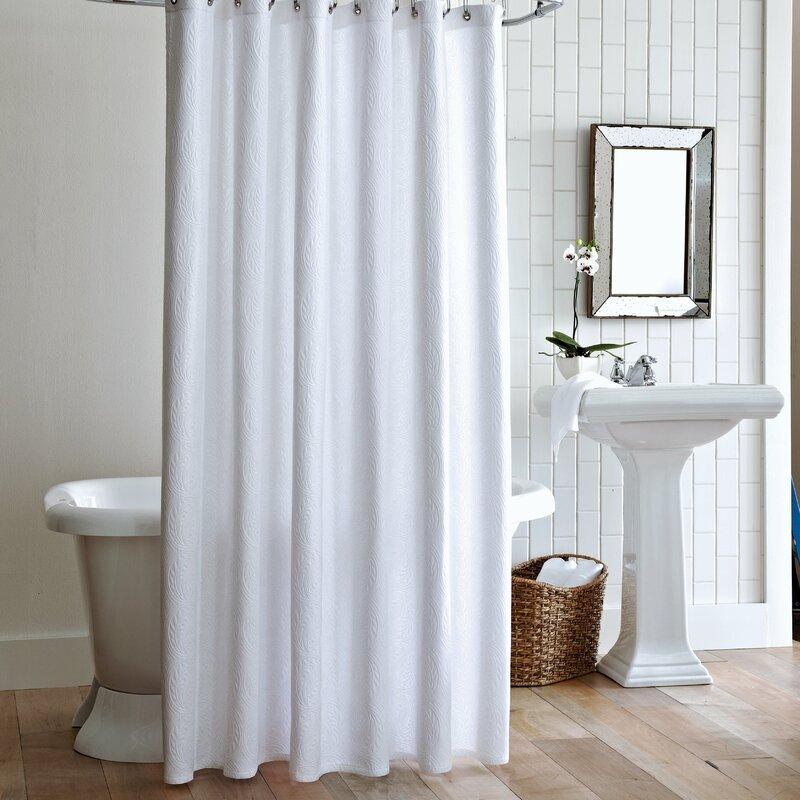 Vienna Cotton Shower Curtain