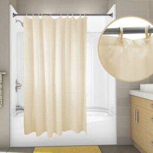 White Hotel Shower Curtain