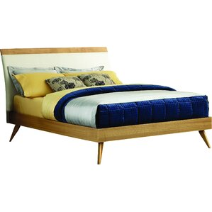 Garvey Upholstered Platform Bed by Langley Street