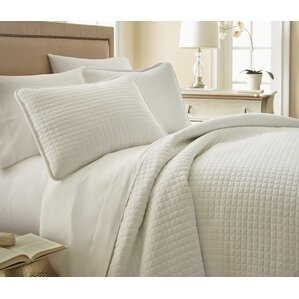 King Size Quilts & Quilt Sets You'll Love | Wayfair : king size quilted bedspread sets - Adamdwight.com