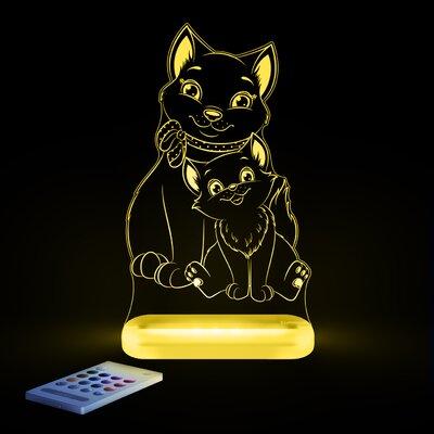 Cat Lamps Wayfair