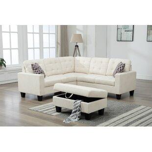 Sectional Sofa With Ottoman Wayfair