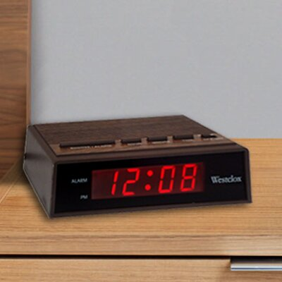 Alarm Clocks You Ll Love Wayfair