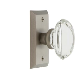 New Colored Glass Door Knobs Cheap
