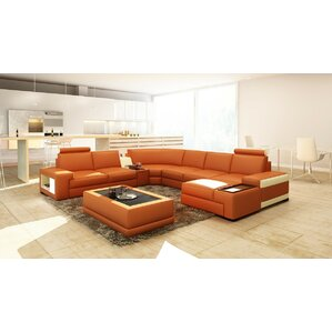 St. Tropez Sectional by Hokku ..