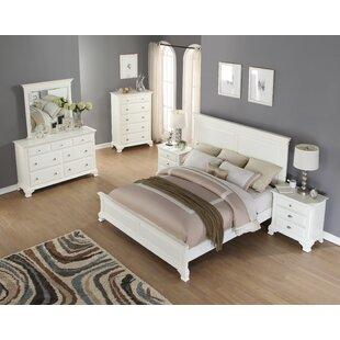 Shenk Panel 6 Piece Bedroom Set